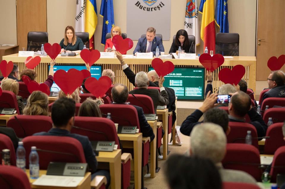 CGMB a adoptat bugetul general al municipiului Bucureşti pe 2020 – circa 10 miliarde lei