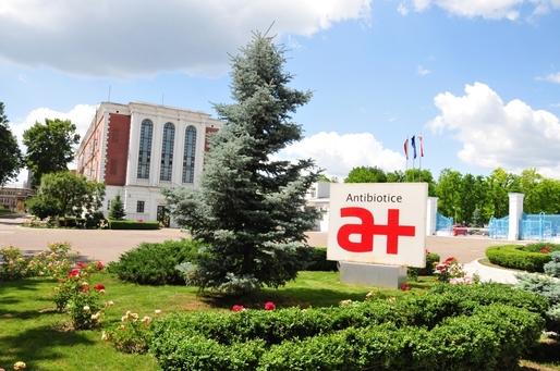 Compania Antibiotice anunță donații pentru șapte spitale ieșene