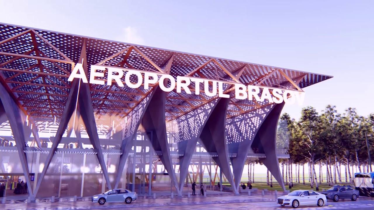 Consiliul Judeţean Braşov va concesiona viitorul aeroport