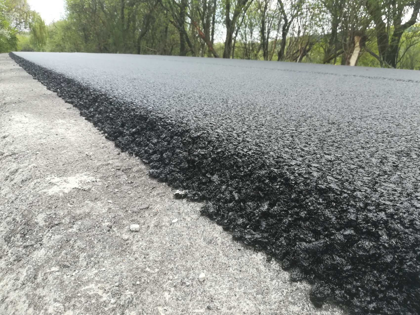 Primarul municipiului Bistriţa vrea să cumpere staţie de asfalt modernă, cu capacitate de până la 60 tone pe oră
