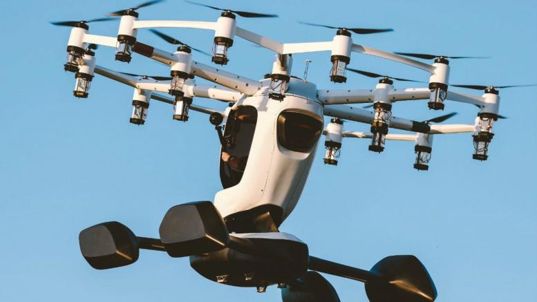 Zona Metropolitană Cluj va fi supravegheată cu drone