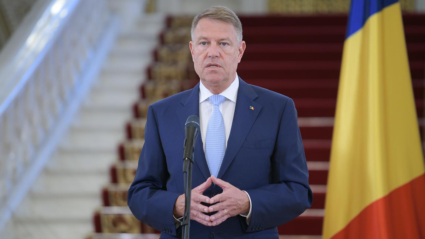 Klaus Iohannis: Din 8 februarie, majoritatea şcolilor se vor redeschide
