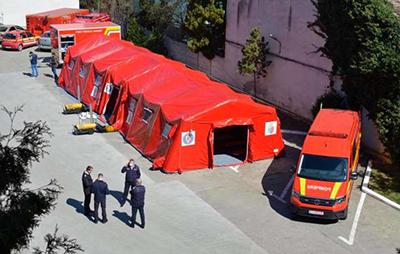 Punct medical avansat, o premieră naţională, finanţat de Primăria Cluj-Napoca cu peste 700.000 de lei