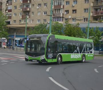 Peste 3,2 milioane de euro, pentru monitorizarea sistemului de transport  public din Braşov