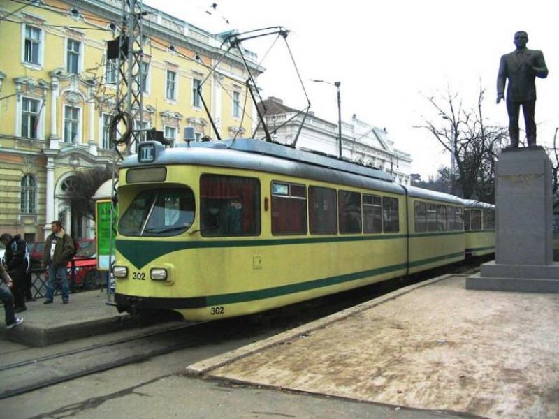 Primăria Arad reia licitaţia pentru modernizarea a 20 de tramvaie vechi