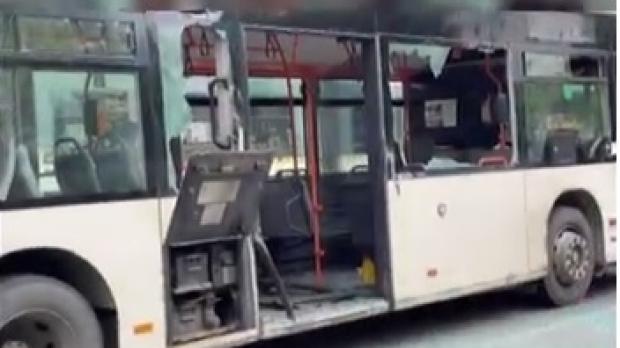 Gabriela Firea anunță că autobuzele vechi ale STB vor fi transformate în autobuze de tip GNC