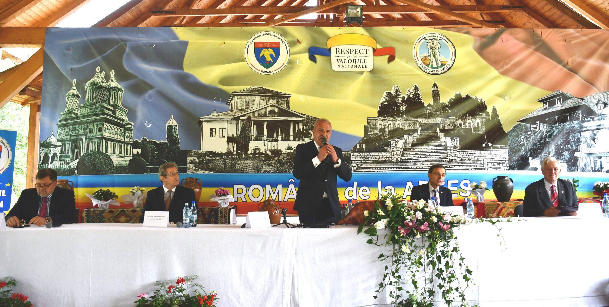 Dezbatere națională pe teme privind pandemia de COVID organizată de Consiliul Județean Argeș