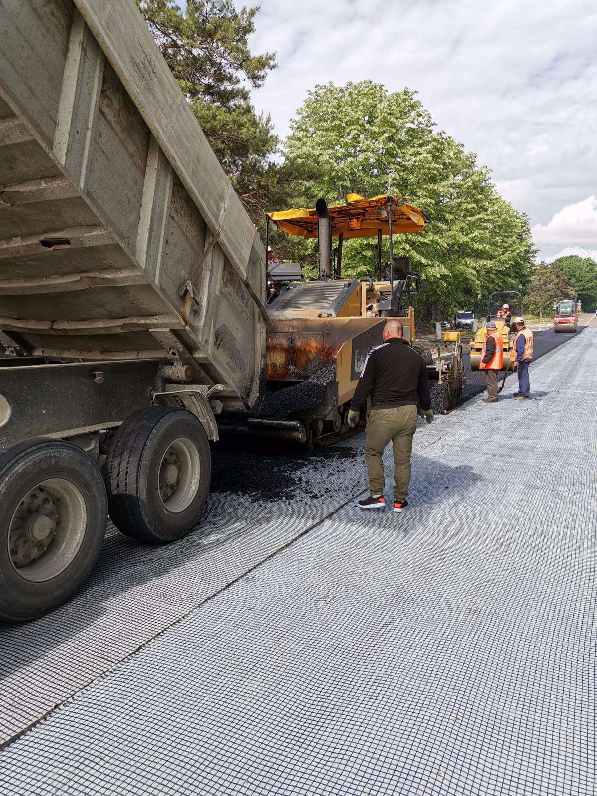 A început reabilitarea străzilor din staţiunea Neptun-Olimp, printr-un proiect european de 23 milioane de lei