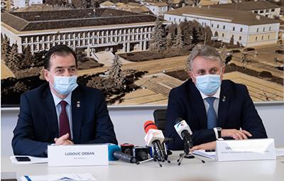 A fost semnat contractul pentru primul sector de autostradă din judeţul Sălaj