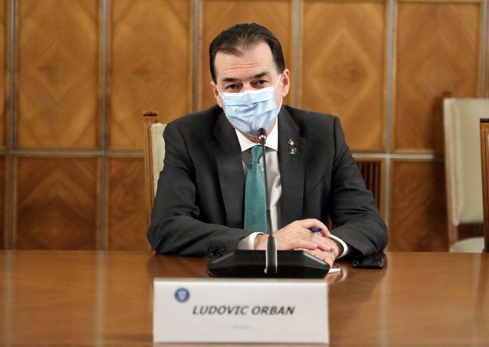 Ludovic Orban, la discuţii cu reprezentanţii AMR: Guvernul are în vedere fluidizarea procedurilor pentru derularea investiţiilor la nivel local