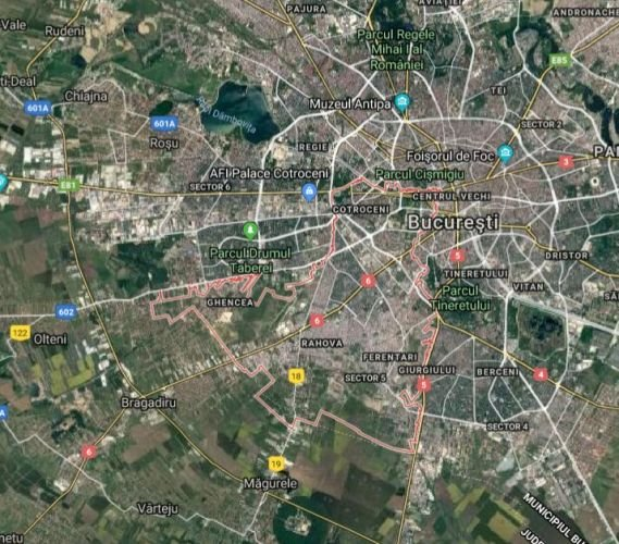CGMB a aprobat Planul Urbanistic Zonal Coordonator Sector 5