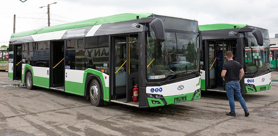 Primăria Satu Mare anunţă sosirea primelor autobuze hibrid achiziţionate din fonduri europene