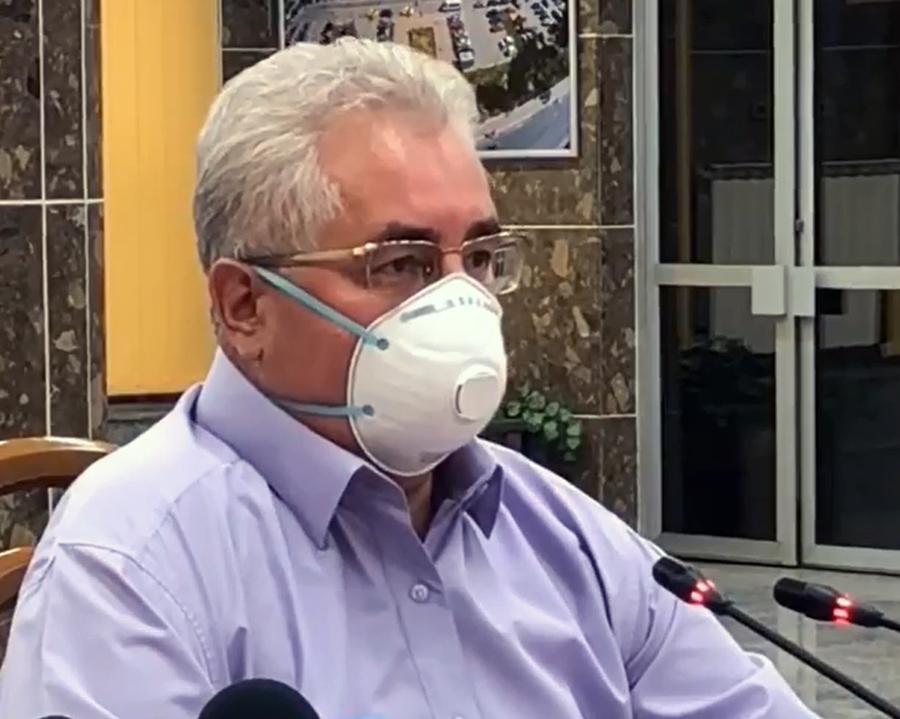 Primarul din Suceava nu exclude măsura purtării măştii pe stradă, după ce a crescut numărul cazurilor de COVID-19