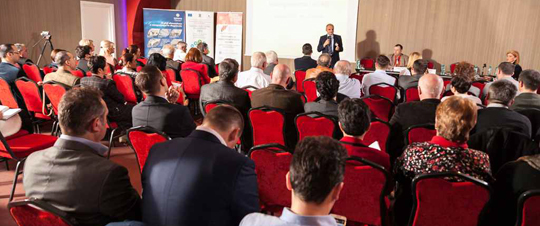 Conferinţa Naţională de Management Medical Modern şi-a desfăşurat cea de-a XVIII-a ediţie la Sovata, cu o participare de peste 150 de persoane