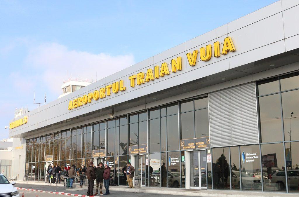 Administraţia locală şi cea judeţeană vor prelua câte 40% din acţiunile Aeroportului 'Traian Vuia' din Timişoara