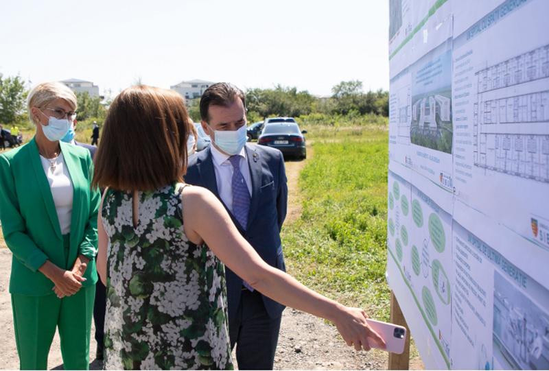 A fost prezentat amplasamentul viitorului Spitalul Universitar Judeţean Sibiu, investiție de 500 de milioane de euro