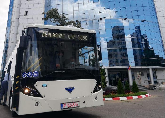 Încă 10 autobuze noi au sosit la Ploieşti