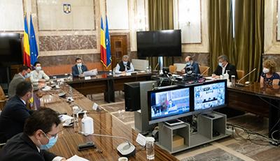 Ludovic Orban: Prefecţii vor coordona zilnic acţiunile de control ale instituţiilor cu atribuţii în gestionarea pandemiei de COVID