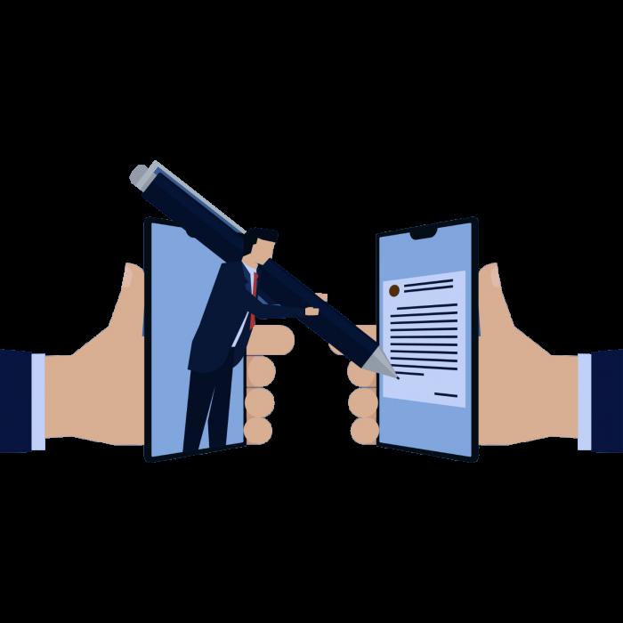 Cum ar putea o companie sau instituție să genereze virtual documente cu valoare juridică, fără a mai fi nevoie de printarea și semnarea acestora?