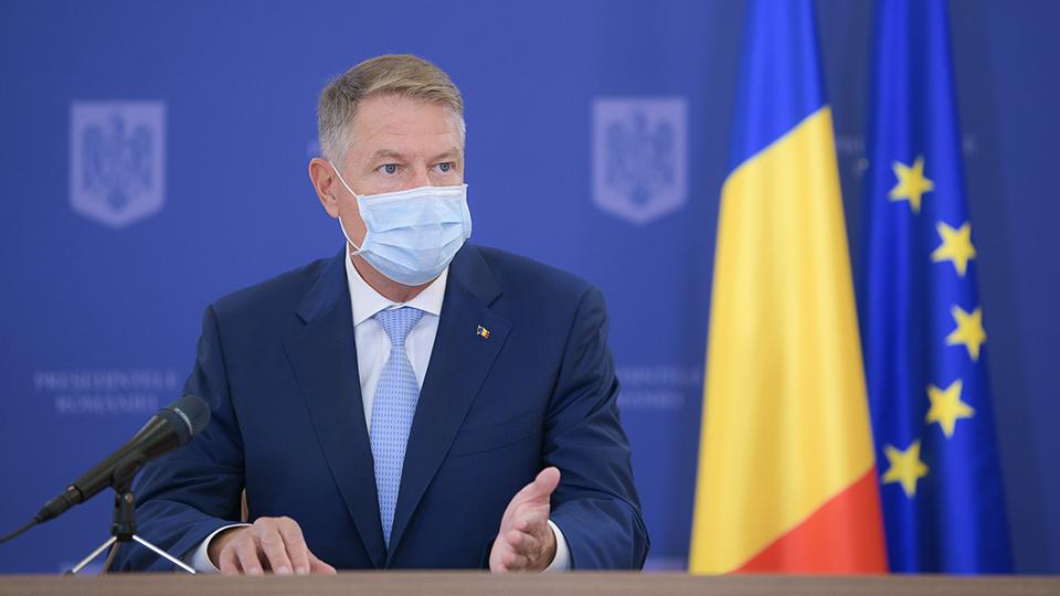 Klaus Iohannis: Pentru Bucureşti este nevoie să se ia restricţii suplimentare; situaţia este complicată