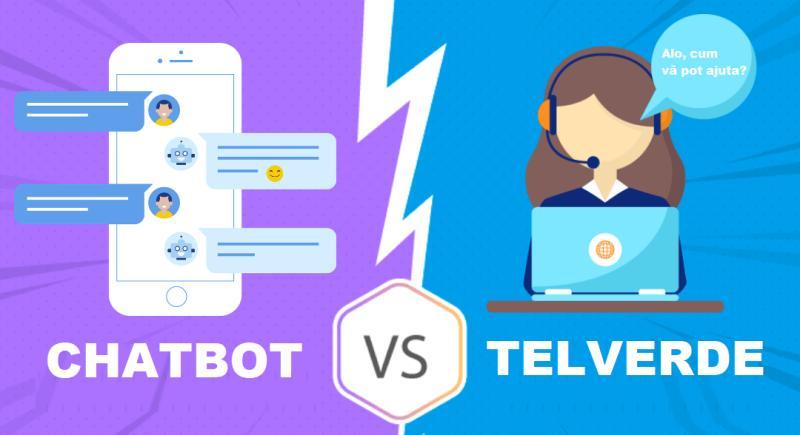 Chatbot sau telverde, cum poate ajuta tehnologia la informarea a milioane de români