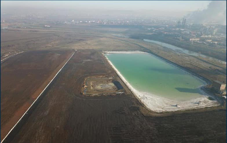 Primăria Târgu Mureş a încheiat proiectul de ecologizare a unui iaz batal cu reziduuri chimice, unic în Europa
