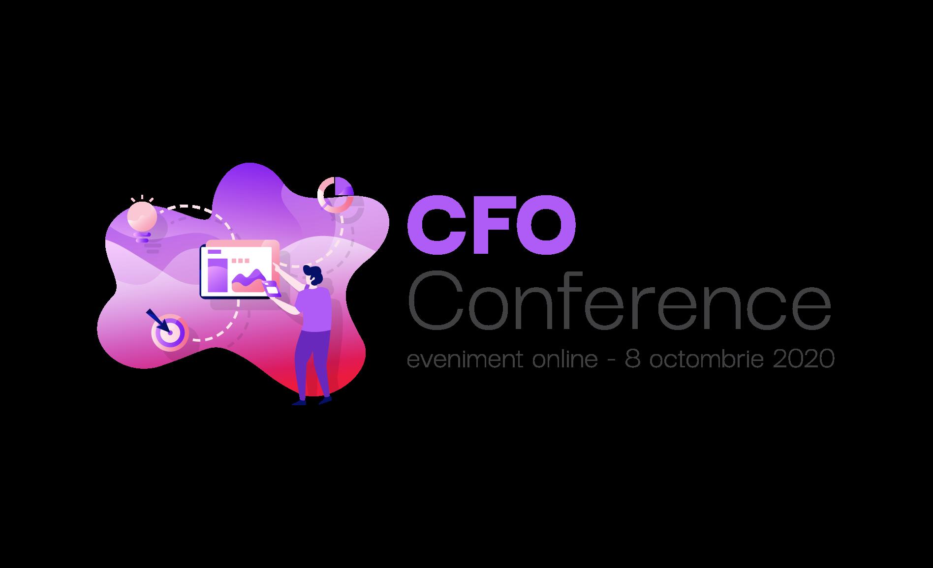 """Săptămâna aceasta aveți întâlnire online la prima ediție a """"CFO Conference"""""""