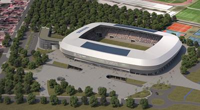 Oradea va avea un complex sportiv de peste 45 de milioane de euro