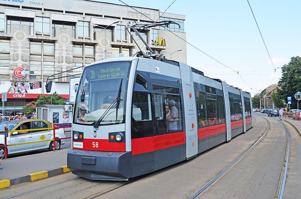 Primăria Oradea investește în construcția de noi linii de tramvai