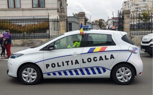 Poliţia Locală Sfântu Gheorghe va fi dotată cu BodyCam şi drone
