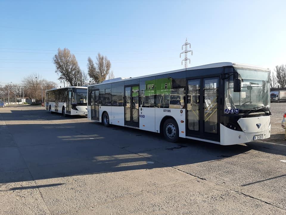 Numărul autobuzelor din transportul în comun din municipiul Tulcea va fi suplimentat pentru a se putea respecta distanţarea fizică