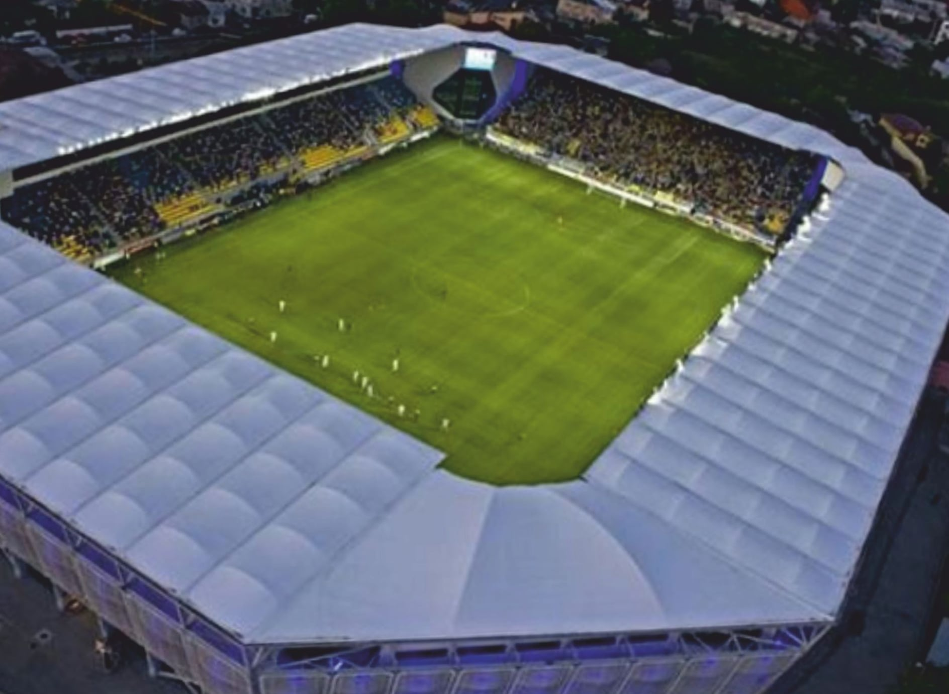 Un complex sportiv, incluzând un stadion nou, va fi construit în municipiul Hunedoara