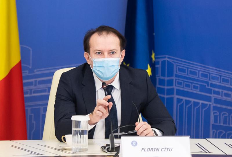 Florin Cîţu: Salariile şi sporurile din sectorul public se menţin anul viitor la nivelul din decembrie 2020