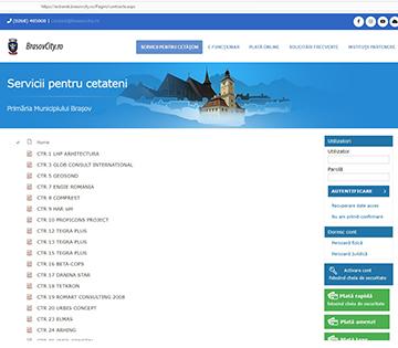 Contracte ale Primăriei Braşov, publicate în premieră pe site-ul instituţiei
