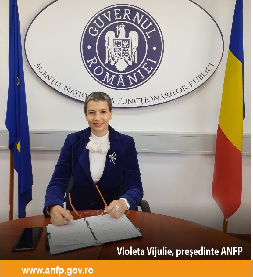 284 de studenţi beneficiază de formare practică şi consiliere profesională, printr-un proiect implementat de ANFP