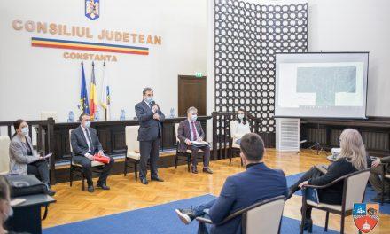 Demersuri ale autorităţilor locale privind construirea drumului Dobrogea Expres