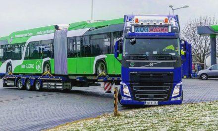 Firma poloneză Solaris a început livrarea celor 16 autobuze electrice către Primăria Craiova