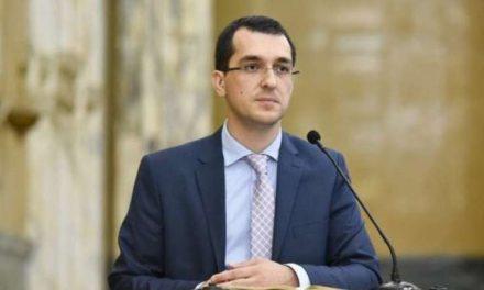 Vlad Voiculescu: Rambursarea sumelor cheltuite de primării pentru centrele de vaccinare se va face în baza unor standarde de cost