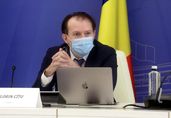 Florin Cîţu: Voi propune ca în administraţia publică anumite funcţii de conducere să fie pe mandat