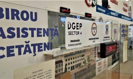 Daniel Băluţă: Desfiinţăm ghişeele la nivelul Sectorului 4; taxele şi impozitele vor fi plătite online de la anul