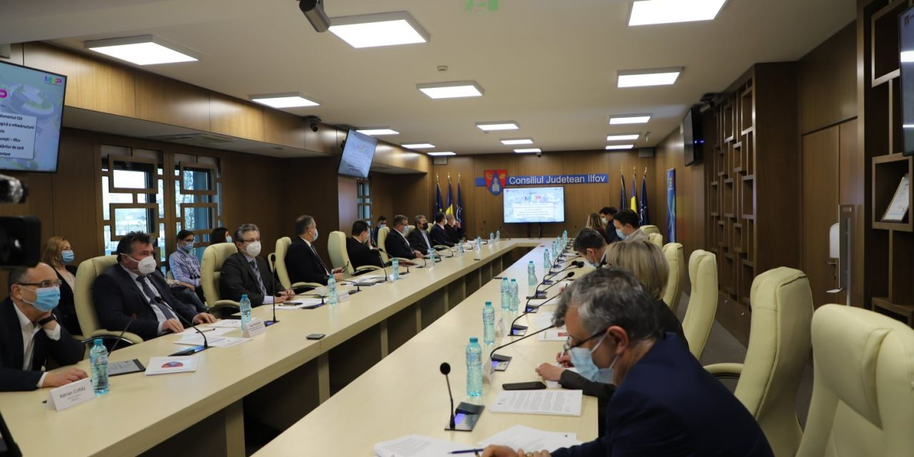 CJ Ilfov vrea ca proiectul Măgurele Science Park să fie finanţat prin PNRR