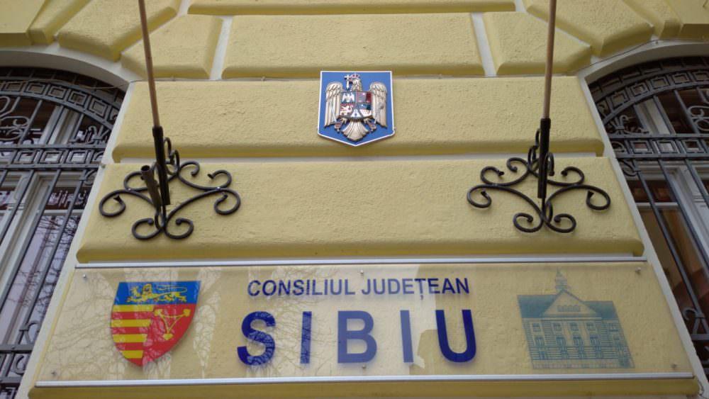 Consiliul Judeţean Sibiu va avea un buget mai mic cu 31 de milioane de lei faţă de 2020