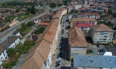 Cel mai mare cartier din Blaj intră în reabilitare şi modernizare