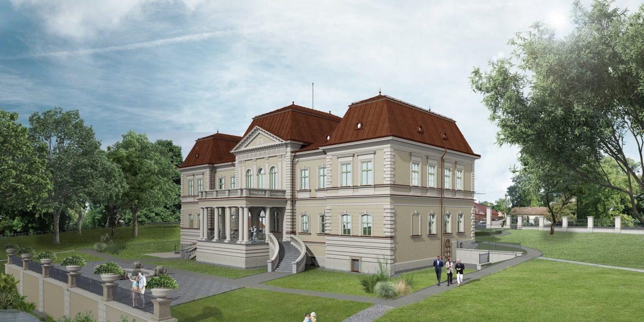Castelul Banffy din Răscruci (Cluj) va fi reabilitat cu 27,7 milioane de lei din fonduri europene