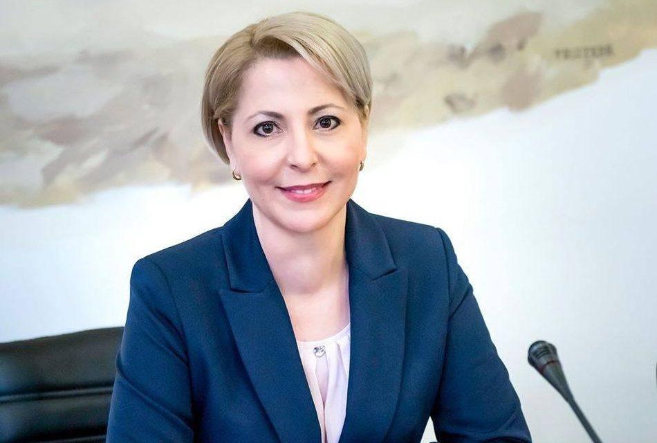Mariana Câju, fost vicepreşedinte CJ Braşov, este noul consilier pe probleme de sănătate al primarului Ploieştiului
