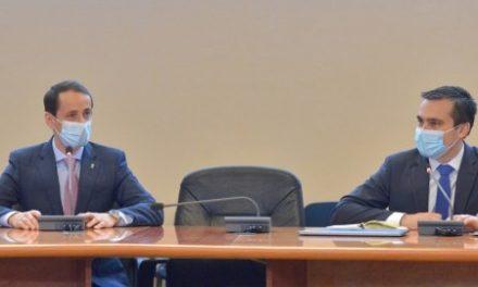 Parteneriat între Primăria Braşov şi COSR pentru înfiinţarea unui centru olimpic în municipiu