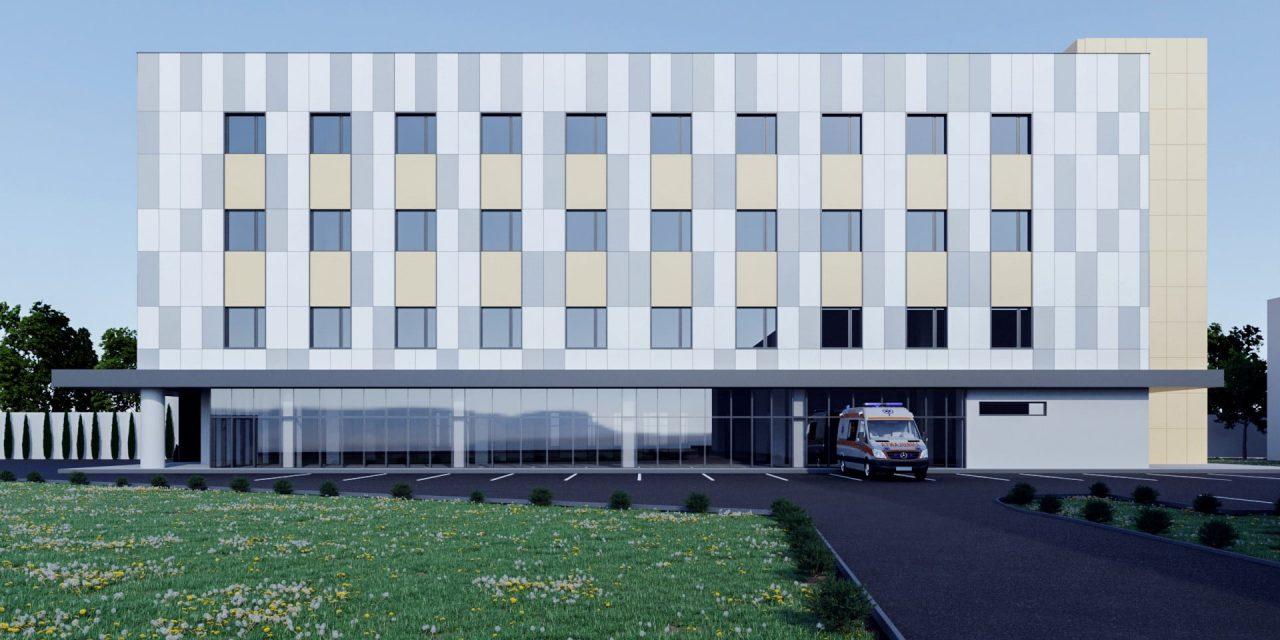 Noul spital de boli infecţioase din Arad va costa patru milioane de euro