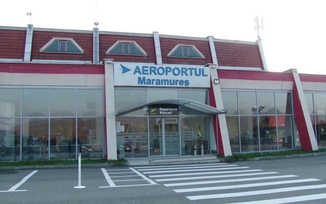 Parcarea Aeroportului Internaţional Maramureş va fi extinsă pe 7 hectare