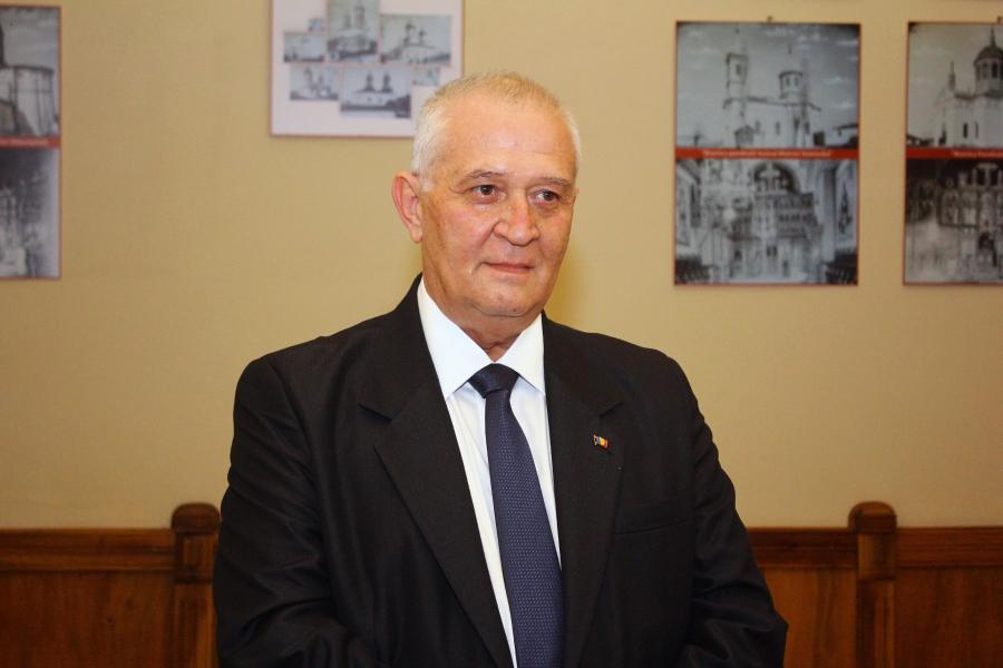 Gabriel Aurelian Panaitescu a revenit pentru a treia oară în funcţia de prefect de Galaţi