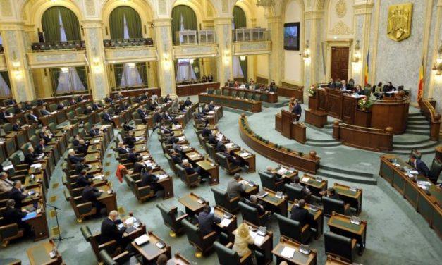 Senatorii au decis ca zona verde cu acces public să reprezinte 30% din intravilanul extins
